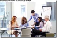 training beban kerja dalam memberikan output pekerjaan murah