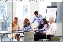 training program keterampilan presentasi & keterampilan penjualan efektif murah