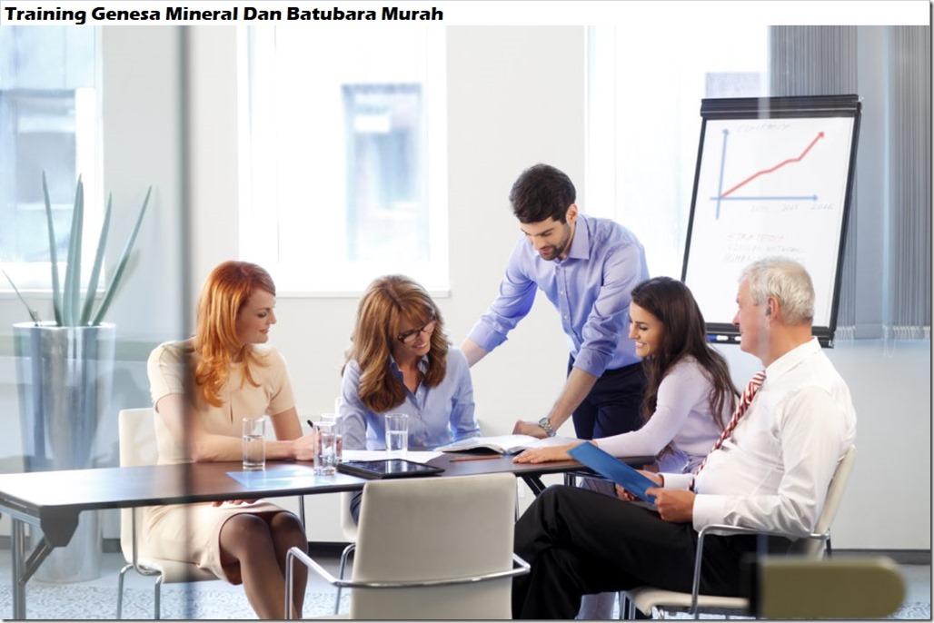 TRAINING GENESA MINERAL DAN BATUBARA | Pusat Informasi