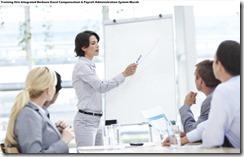 training hris integrated berbasis excel murah