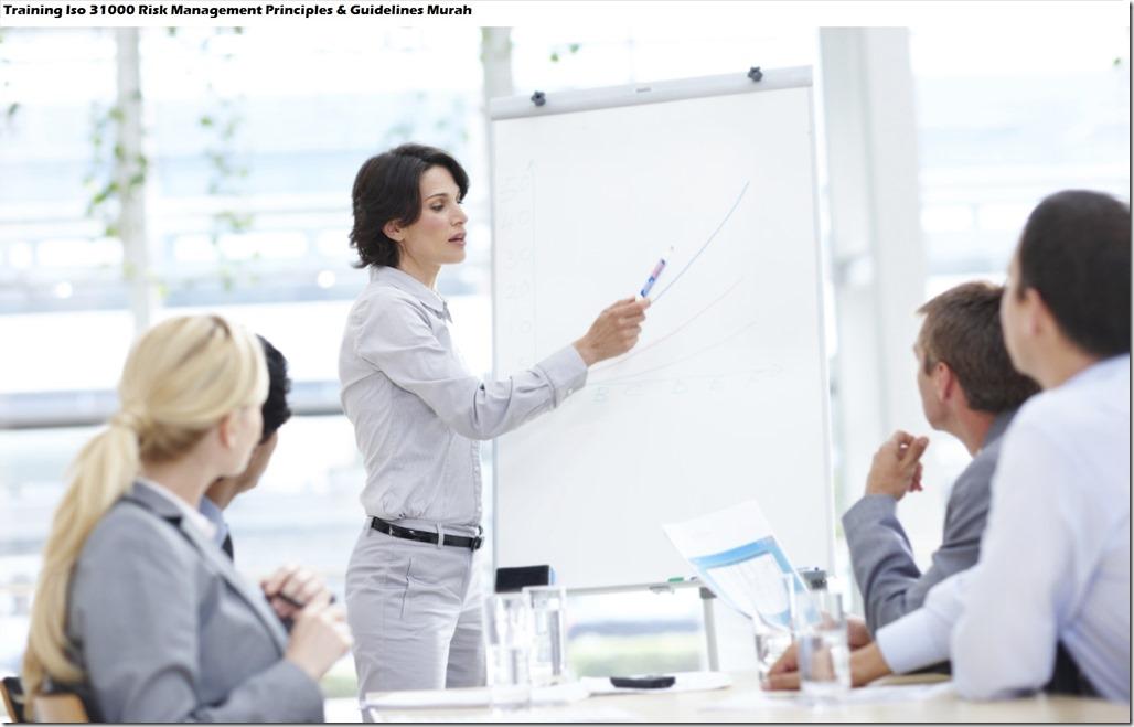 training prinsip & pedoman manajemen risiko iso 31000 murah