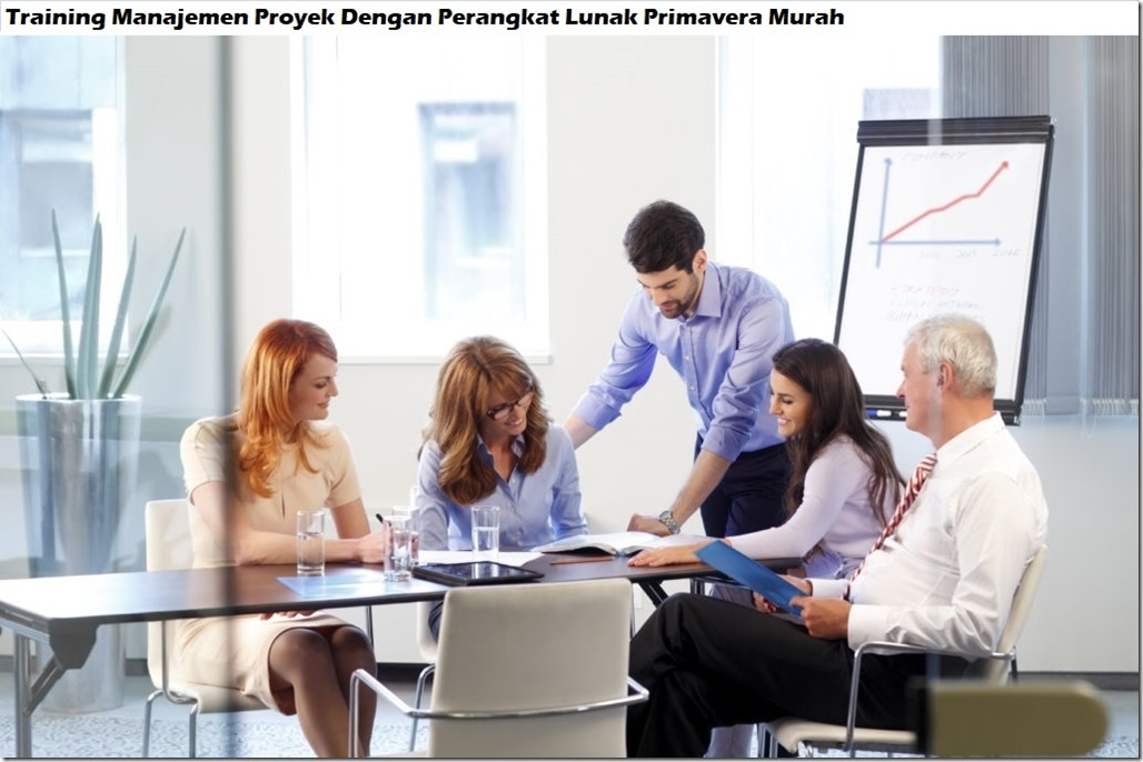 training project management with primavera murah