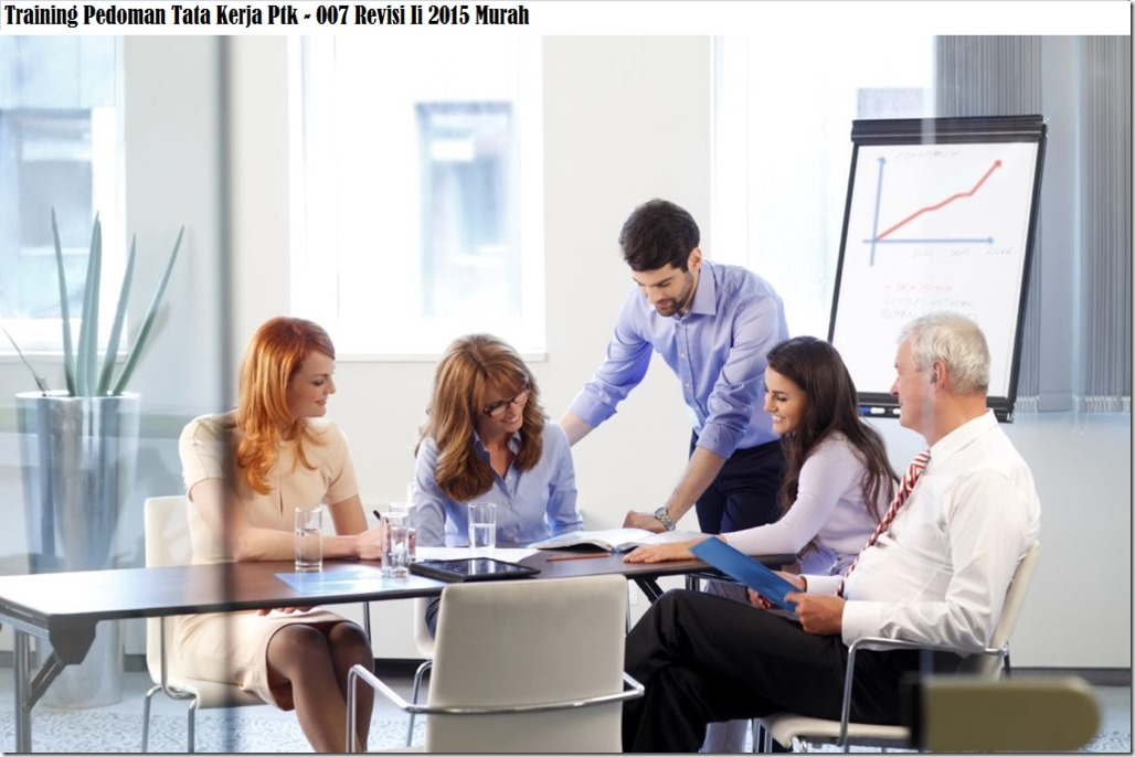 training ptk - 007 revisi ii 2015 guidelines murah