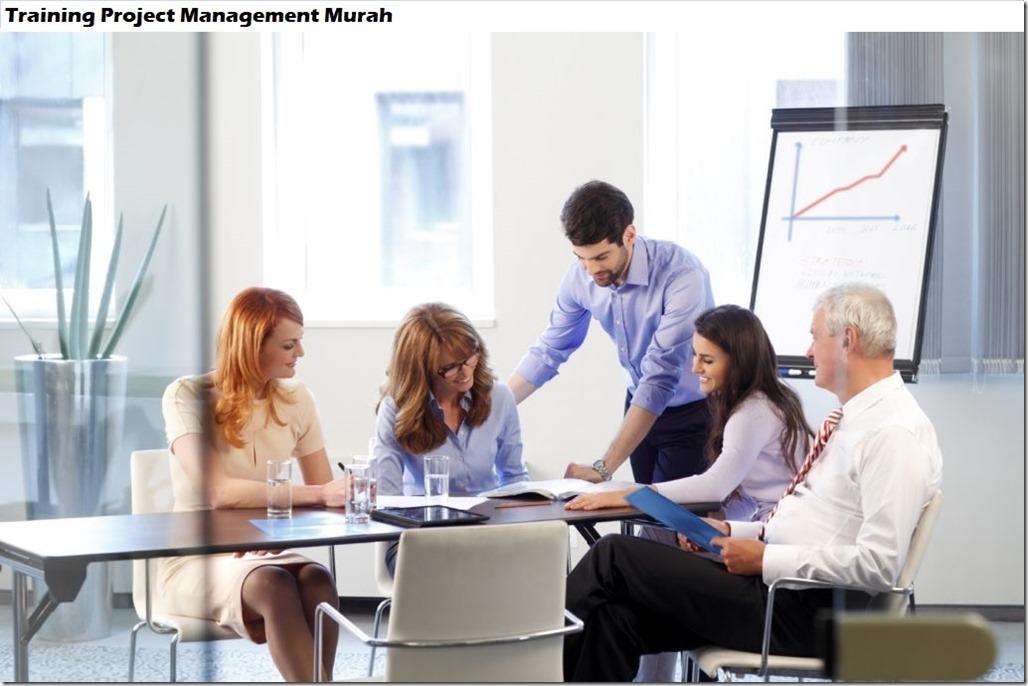 training manajemen proyek murah