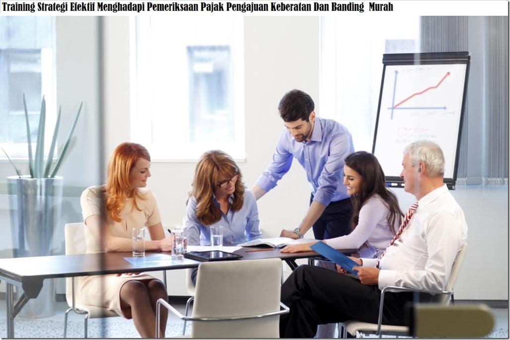 training dasar hukum dan peraturan pemeriksaan pajak murah