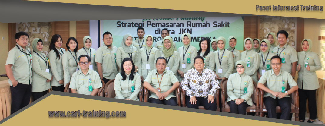 Pelatihan Marketing Cari-Training.com jadwal terbaru