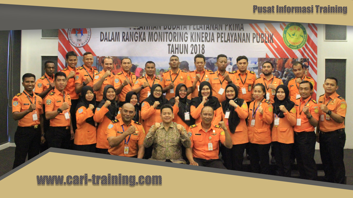 Pelatihan Safety Cari-Training.com Terbaru